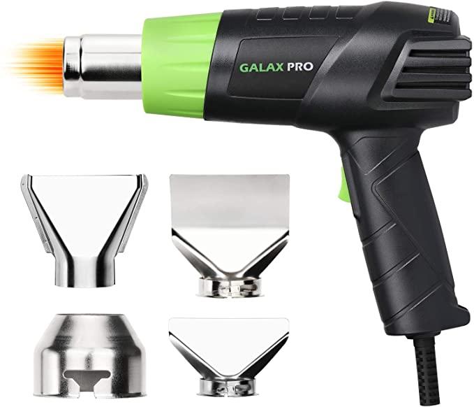 Galax pro heat gun for shrink wrap