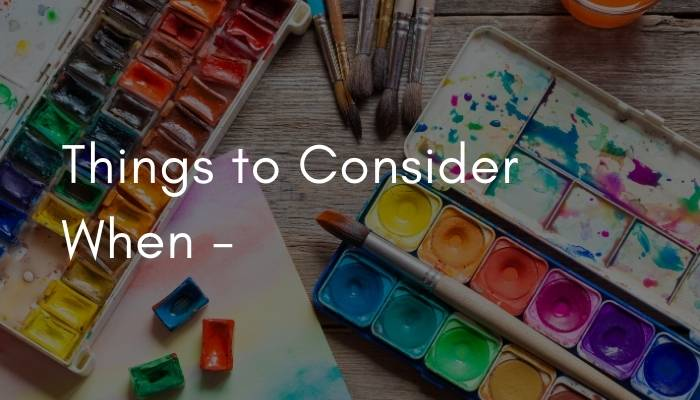 Things to ConsiderWhen Buying a Heat Gun for Watercolor Painting